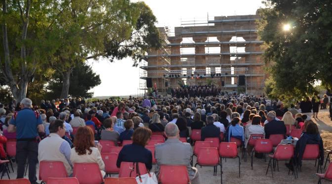 Successo del VII Festival dei Cori Siciliani