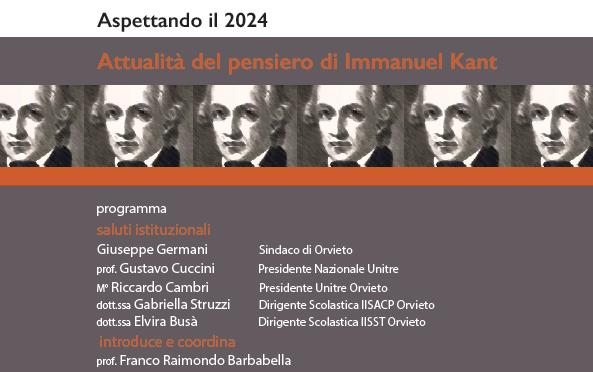 Ottima partenza della Decade Kantiana a Orvieto