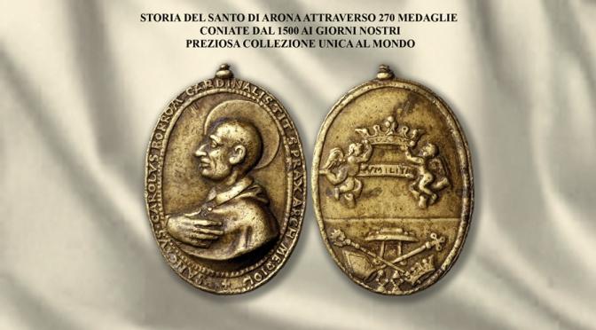 Medaglie e medaglioni di San Carlo Borromeo