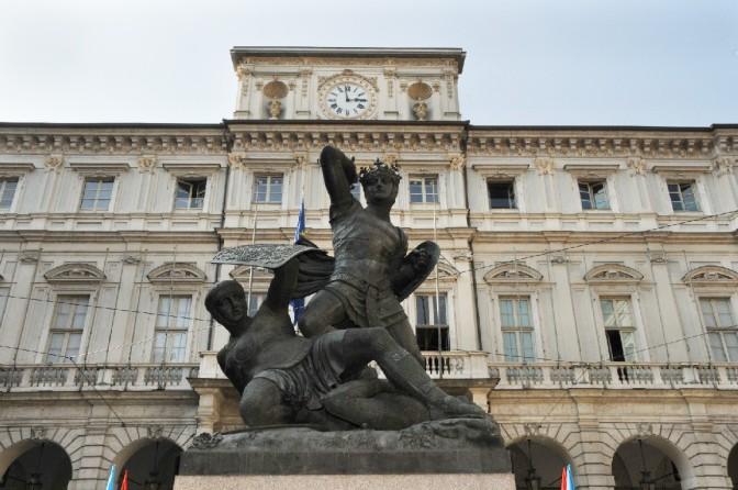 Alla scoperta del Palazzo Civico di Torino
