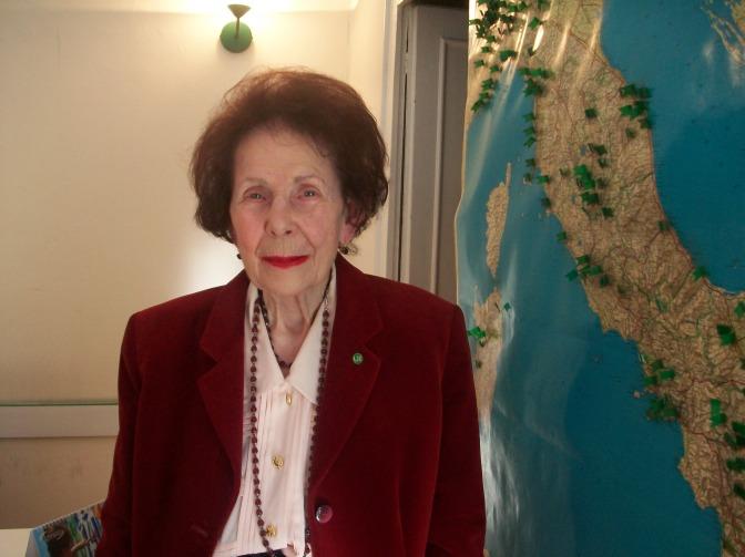 Messaggio natalizio della Presidente Onoraria Unitre Nazionale Irma Maria Re