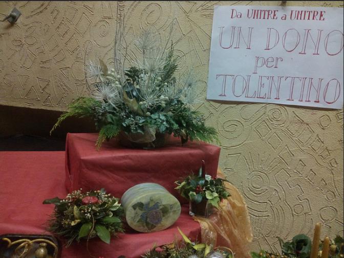 Da Unitre a Unitre: il dono di Poirino per l'Unitre di Tolentino