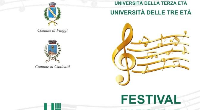 Festival Nazionale dei Cori UNITRE 2017