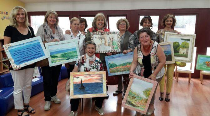 UNITRE  Acquasparta – Corso di pittura ad acquerello