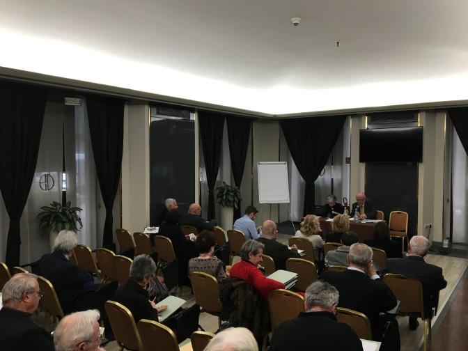 Consiglio Nazionale del 12 gennaio 2018