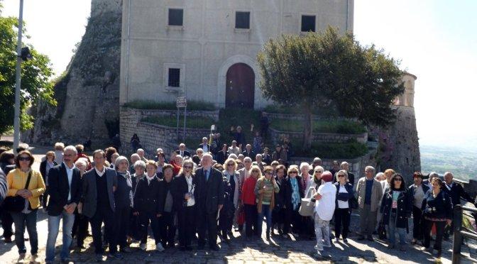 8° Raduno UNITRE della Basilicata a Muro Lucano