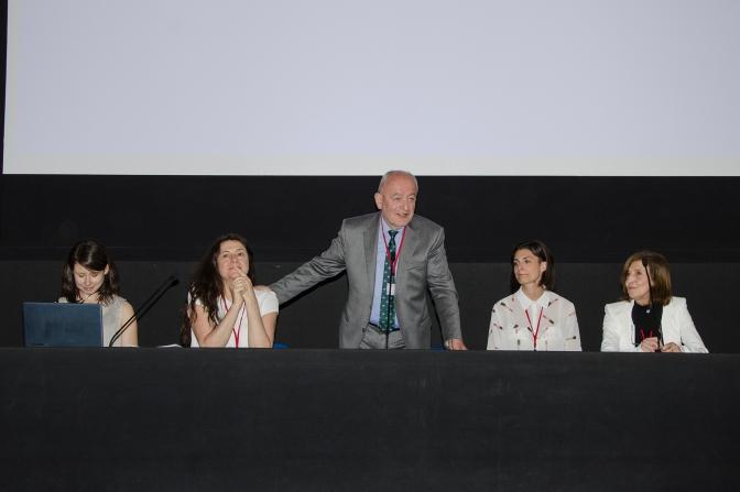 """CONVEGNO """"CINERICORDI"""" ROMA, 27 APRILE 2018"""