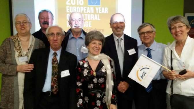 RELAZIONE- Assemblea generale 2018 AGE PLATFORM EUROPE
