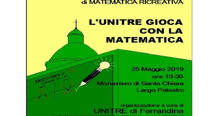 A Ferrandina l'Unitre gioca con la matematica!
