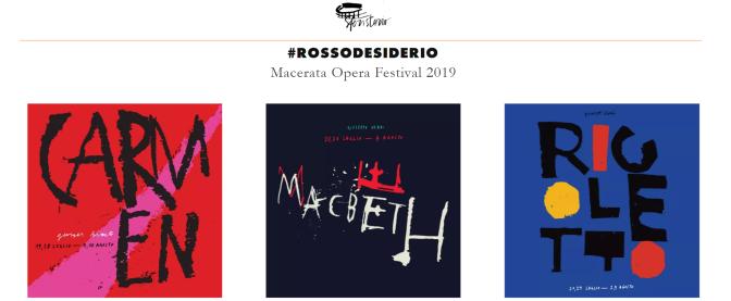 Sferisterio di Macerata – Opera Festival 2019 – Convenzione per gli Associati UNITRE